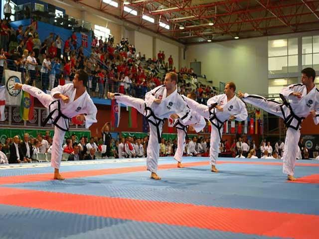 taekwondo formas, formas de taekwondo itf, patrones de taekwondo