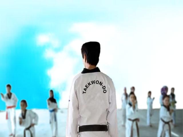El Sabon Nim de Taekwondo