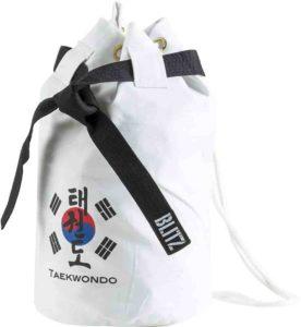 Bolsa de taekwondo tipo marino