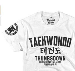 ropa de taekwondo camisetas de taekwondo