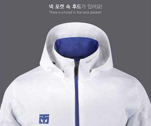 Ropa de taekwondo chaqueta
